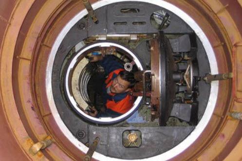 что такое анаэробная сборка сверху подводной лодке