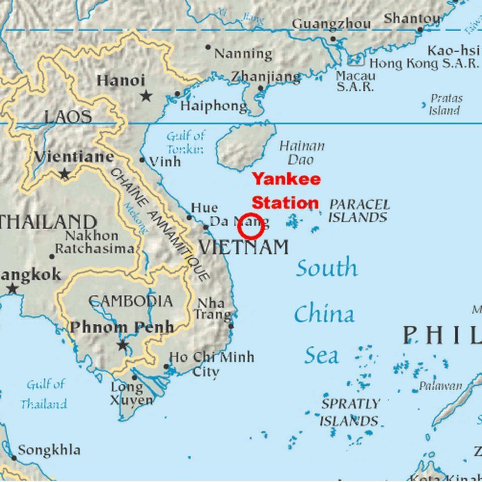 Hải Quân Mỹ Trong Chiến Tranh Việt Nam 1964-1973